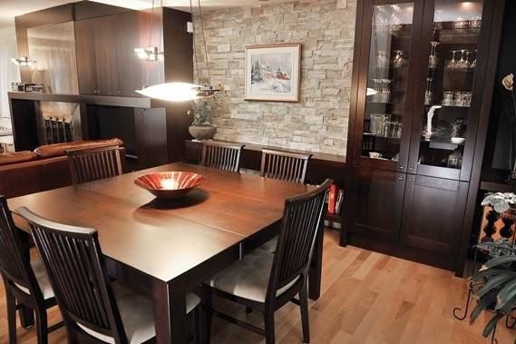 quand l 39 expresso se marie avec bois et ardoise lise fournier design. Black Bedroom Furniture Sets. Home Design Ideas
