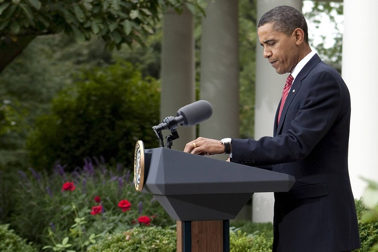 Barack Obama... (Photo: AFP)