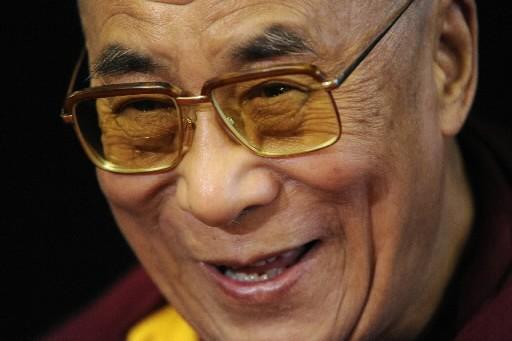 Le dalaï-lama a rejeté jeudi les appels du... (Photo Bernard Brault, La Presse)
