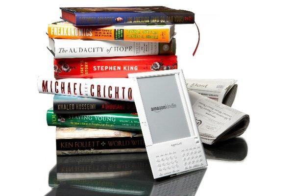 Les ventes de livres électroniques occupent désormais 16,3%... (Photo: Bloomberg)