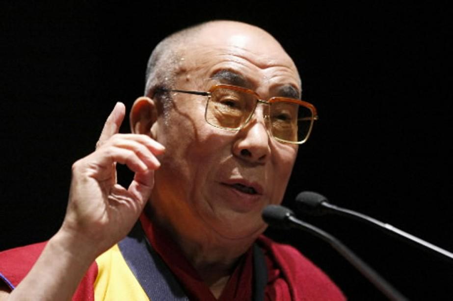 La visite annoncée du chef spirituel tibétain s'inscrit... (Photo Reuters)