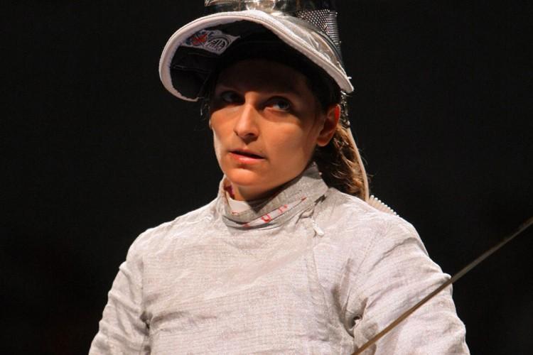 Sandra Sassine... (Photo: AFP)
