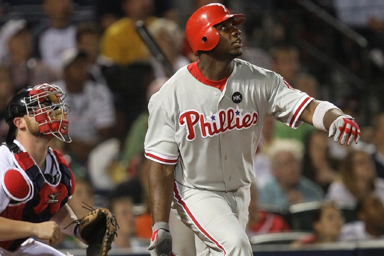 Ryan Howard... (Photo: AP)