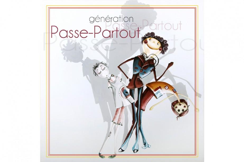 L'album Génération Passe-Partout...