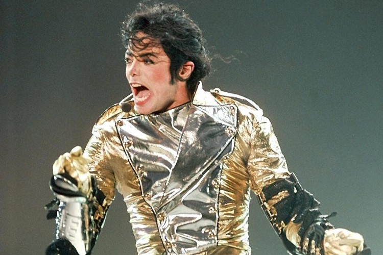 Michael Jackson... (Photo: AFP)