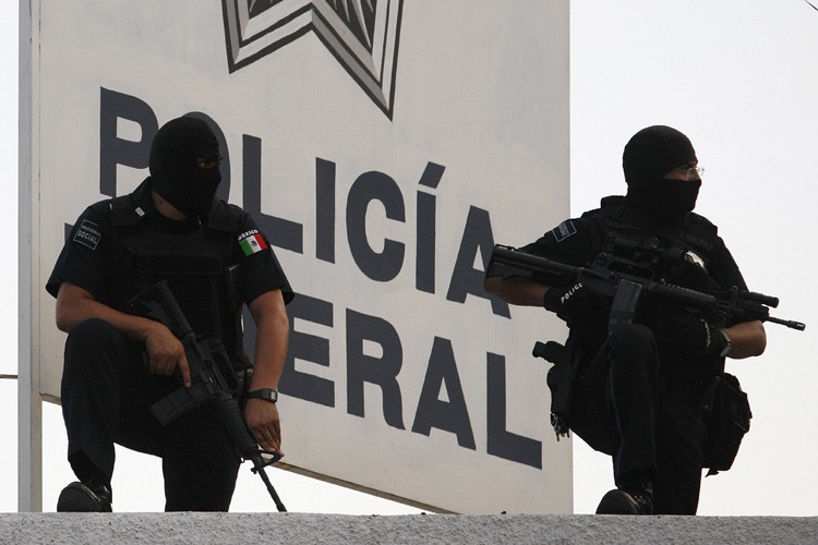 La guerre entre les cartels de la drogue a fait quinze... (Photo: Reuters)