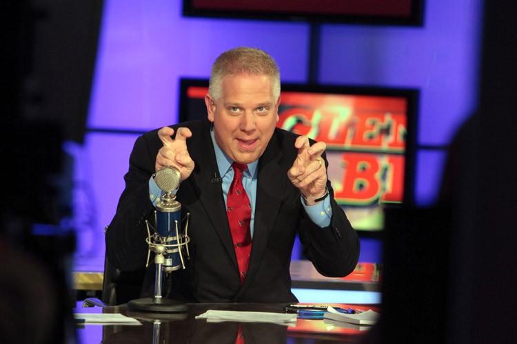 L'animateur-vedette de Fox News, Glenn Beck.... (Photo: The New York Times)
