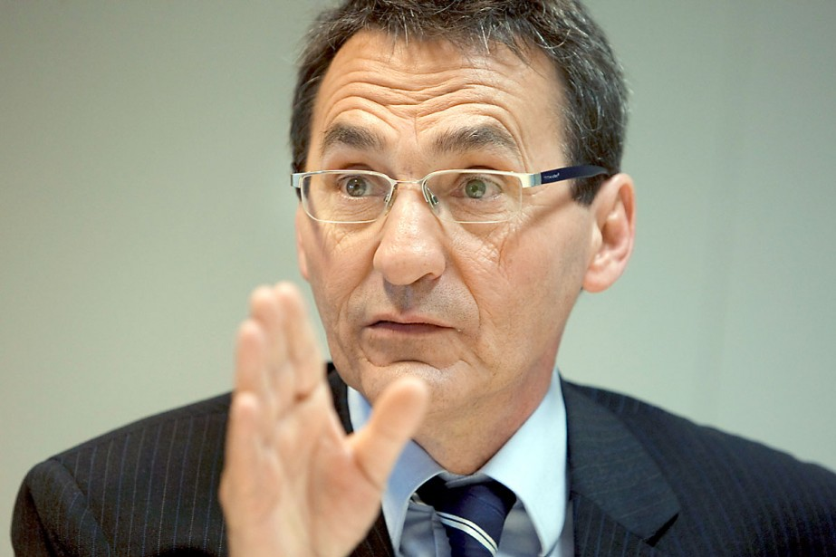 Le chef de Projet Montréal, Richard Bergeron.... (Photo: Robert Skinner, La Presse)