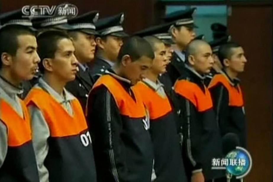 La Chine exécute à elle seule plus de... (Photo AFP)