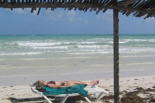 La plage Cayo Coco de Cuba.... (Photo: Martin Chamberland, La Presse)