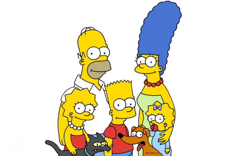 Cet automne, la 22e saison du dessin animé The Simpson,... (Photo: AP)