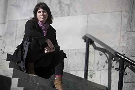 La metteure en scène Nini Bélanger... (Photo Ivanoh Demers, La Presse)