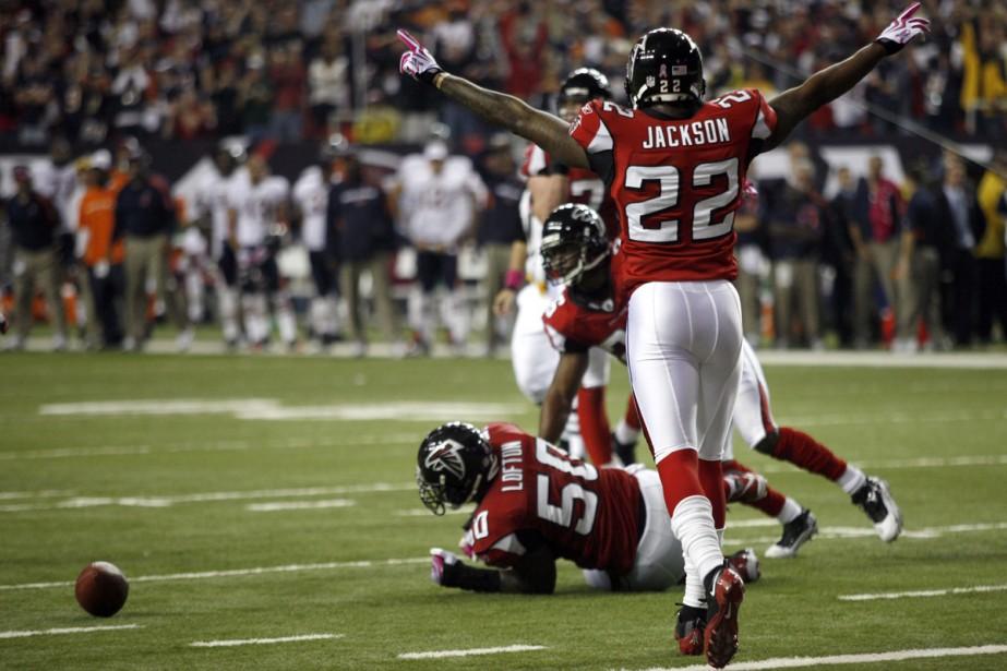 Les Falcons ont remporté une autre victoire à... (Photo: AP)