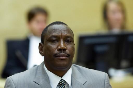 Le chef rebelle Bahar Idriss Abou Garda... (Photo Reuters)