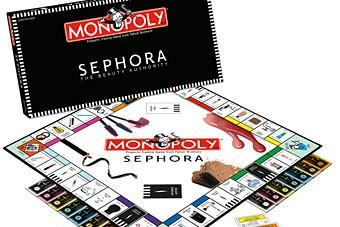 Le jeu de société Monopoly est aujourd'hui disponible en édition spéciale...