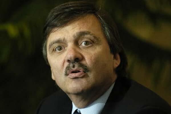 René Fasel, président de la Fédération internationale de... (Photo: Alain Roberge, La Presse)