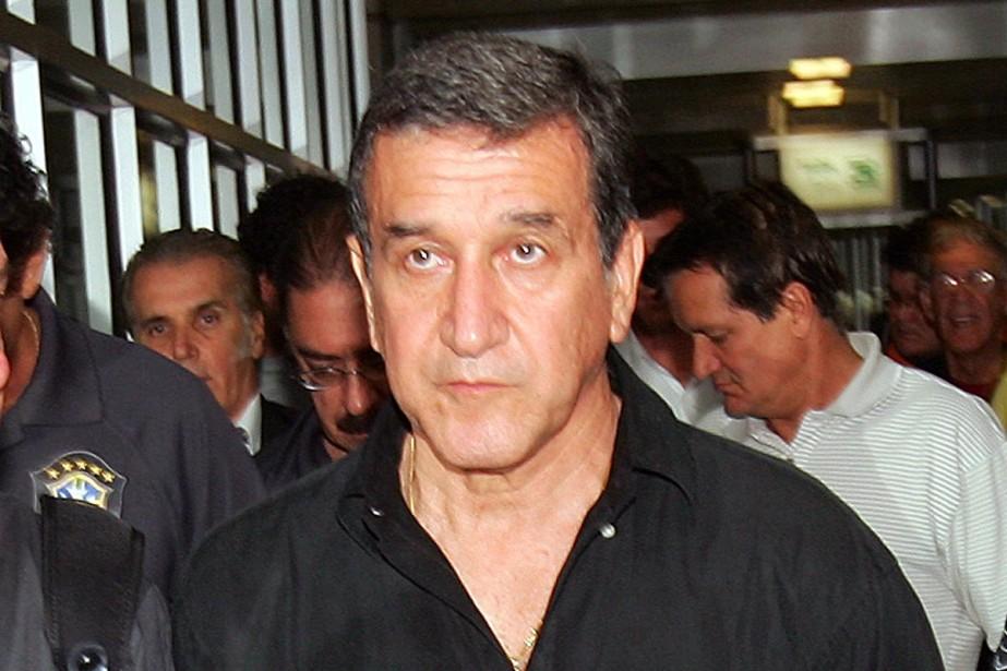 Carlos Parreira... (Photo: AFP)