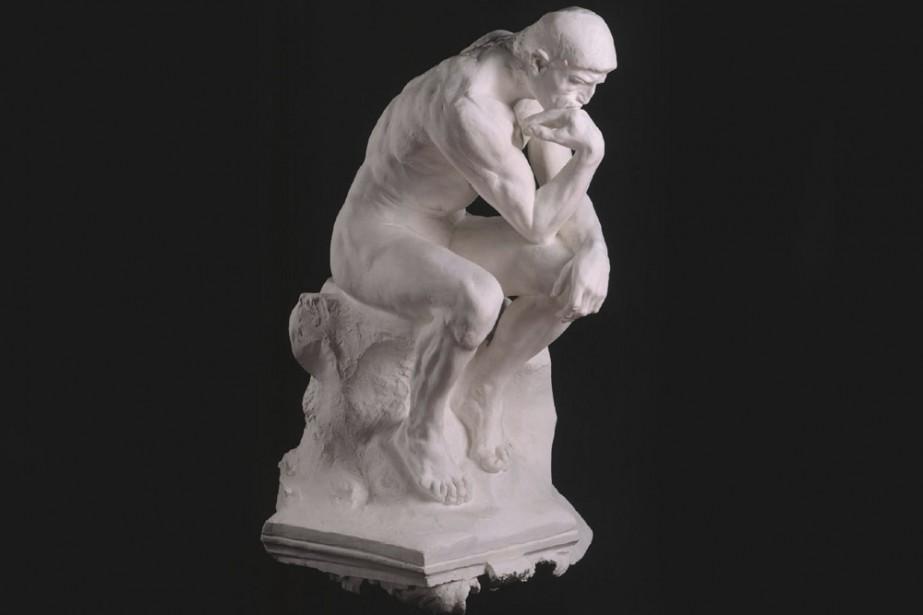 Le Penseur De Rodin S Installe A Salvador De Bahia La Presse