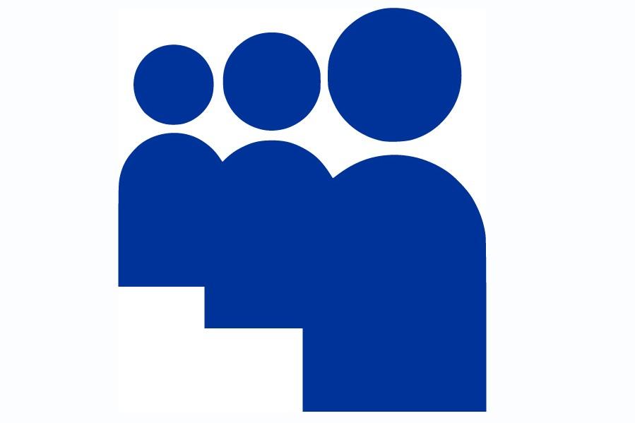 Le logo de MySpace...