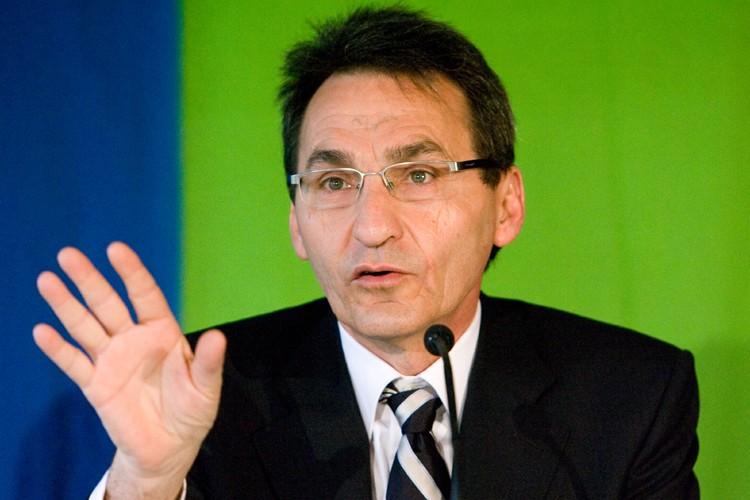Richard Bergeron soutient qu'une coalition politique au sein... (Photo: André Tremblay, La Presse)
