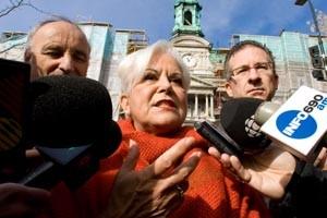 Louise Harel... (Photo: André Tremblay, La Presse)