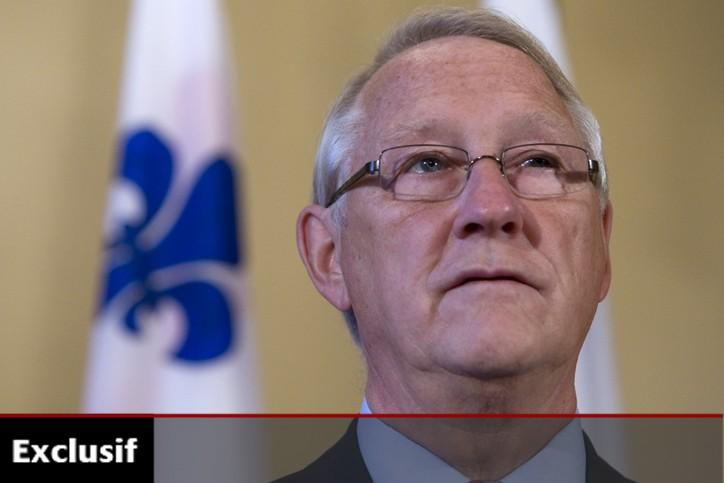 Le maire de Montréal, Gérald Tremblay, a été... (Photo: Robert Skinner, archives La Presse)