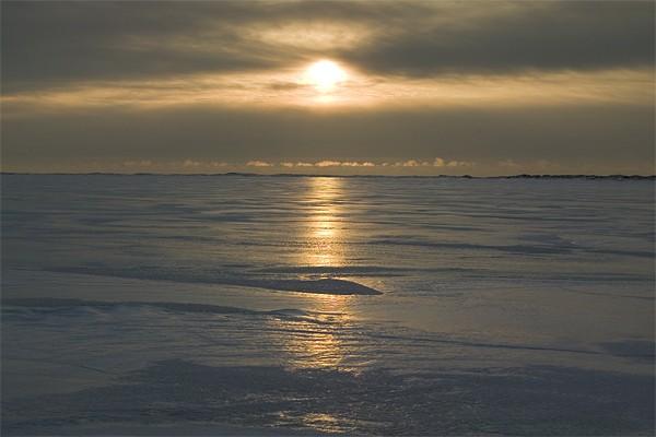 L'arrivée de l'eau sur Terre correspondrait à une... (Photo: David Boily, archives La Presse)