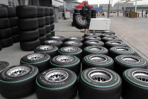 Dès mi-avril, les voitures de Formule 1 ne... (Photo AFP)