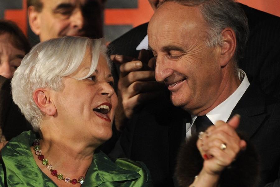 Après un départ canon, Louise Harel a constamment... (Photo: Bernard Brault, La Presse)