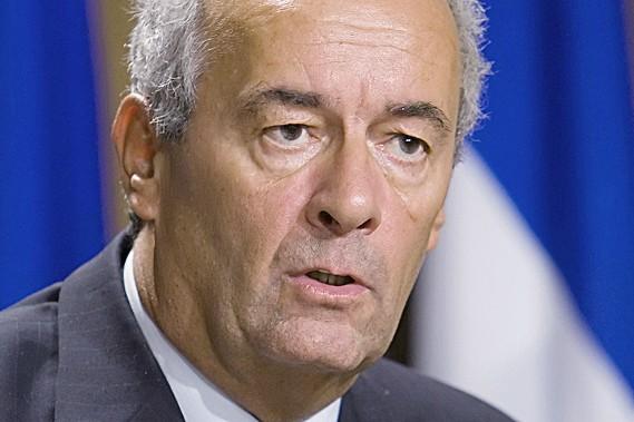 Le Directeur général des élections (DGE), Marcel Blanchet,... (Photothèque Le Soleil)
