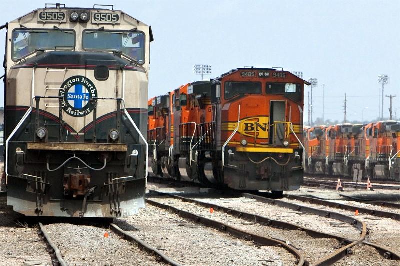 Avec un réseau de 51 000 kilomètres de... (Photo Associated Press)