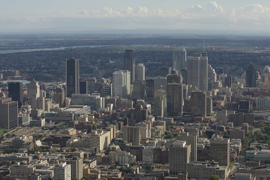 La Ville de Montréal va construire... (Photo: David Boily, Archives La Presse)