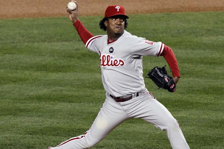 Pedro Martinez... (Photo: AP)