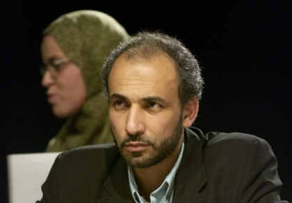 Tariq Ramadan, professeur à l'Université Oxford, se définit... (Photo: Martin Chamberland, archives La Presse)