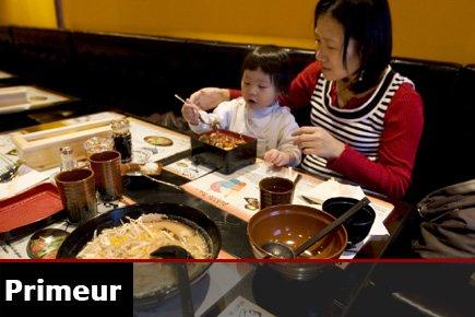 Sur le menu de Sumon Ramen, les choix... (Photo: Robert Skinner, La Presse)