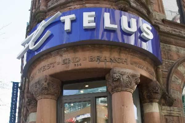 Le bénéfice de Telus ( (Photo: Ryan Remiorz, PC)