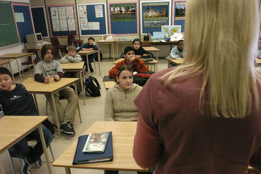 Avant d'évaluer les enseignants, il faudrait, avant toute... (Photo: Archives The Globe and Mail)