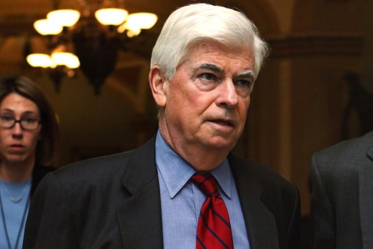 Le président de la Commission bancaire du Sénat... (Photo: AP)