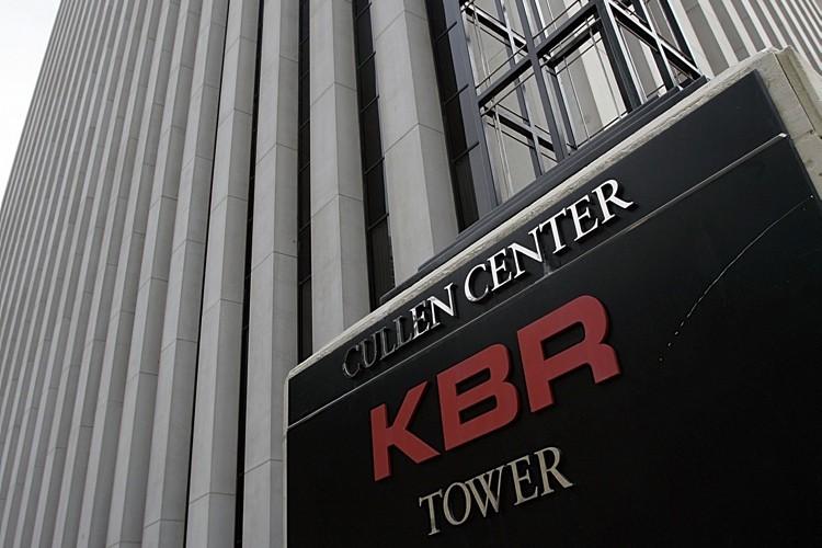 Le siège social de KBR, à Houston, au... (Photo: AP)