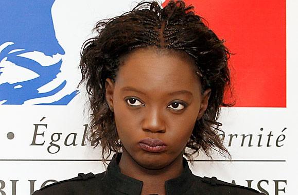 Rama Yade, trop populaire pour être virée du... (Photo: Reuters)
