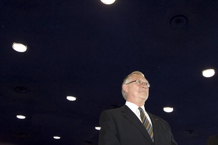 Gérald Tremblay... (Photo: Alain Roberge, La Presse)