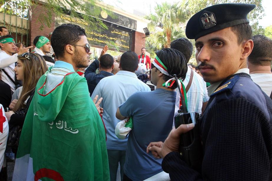 La Fifa estime que «la Fédération Égyptienne n'a... (Photo: AFP)