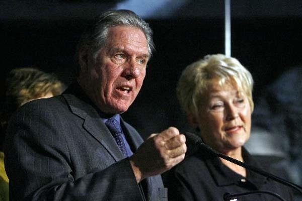 Le porte-parole péquiste en matière de langue, Pierre... (Photo: Robert Mailloux, La Presse)