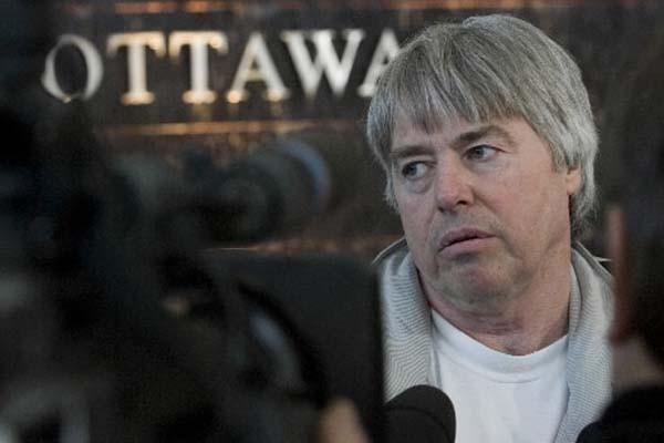 Robert Latimer a été condamné à la prison... (Photo: Tom Hanson, PC)