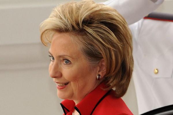 Hillary Clinton.... (Photo : AFP)