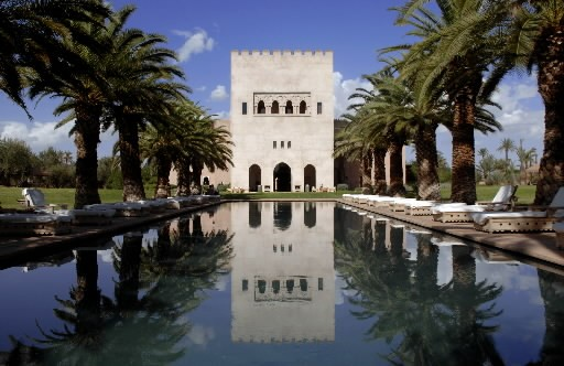 Le Maroc... (Photo: Bernard Brault, La Presse)