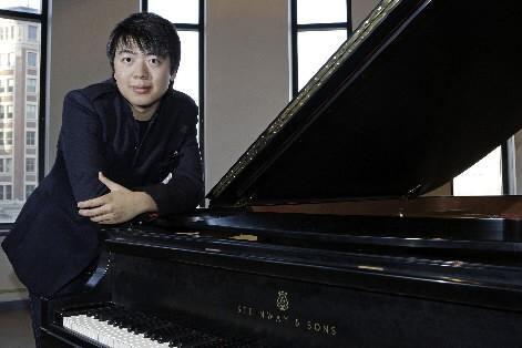 Le pianiste chinois Lang Lang, jeune musicien de... (Photo Robert Mailloux, La Presse)
