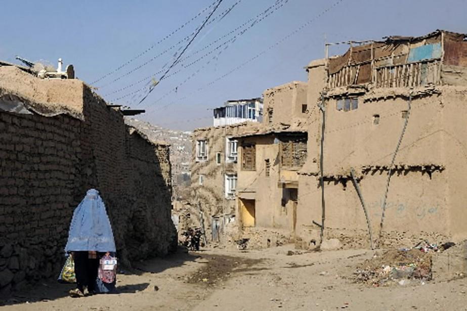 L'Afghanistan se classe parmi les pays où la... (Photo: AFP)