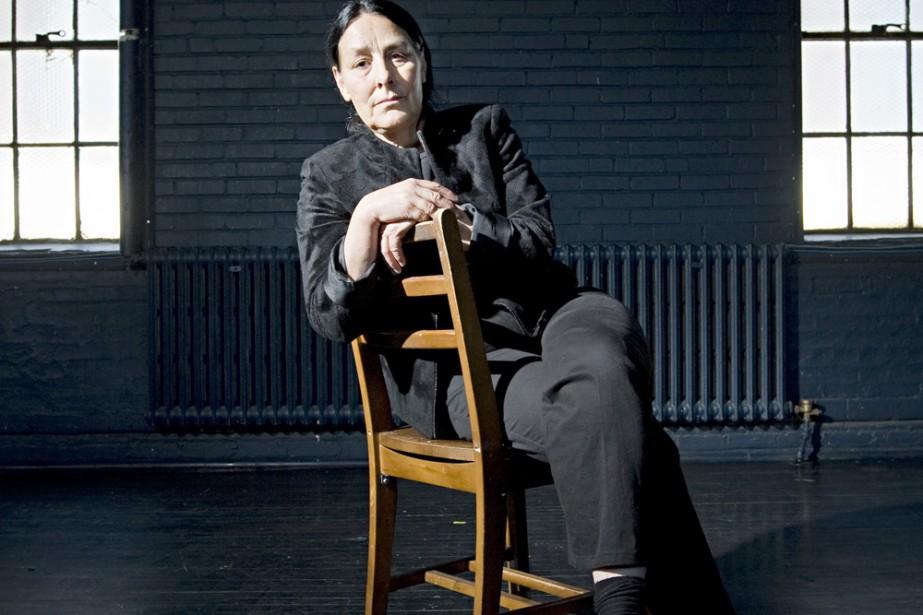 Du côté du théâtre, c'est Suzanne Lebeau qui... (Photo: Patrick Sanfaçon, La Presse)