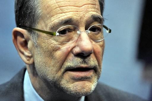 Le diplomate en chef de l'Union européenne, Javier... (Photo: AFP)